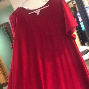 Lula Roe Carly Dress XL